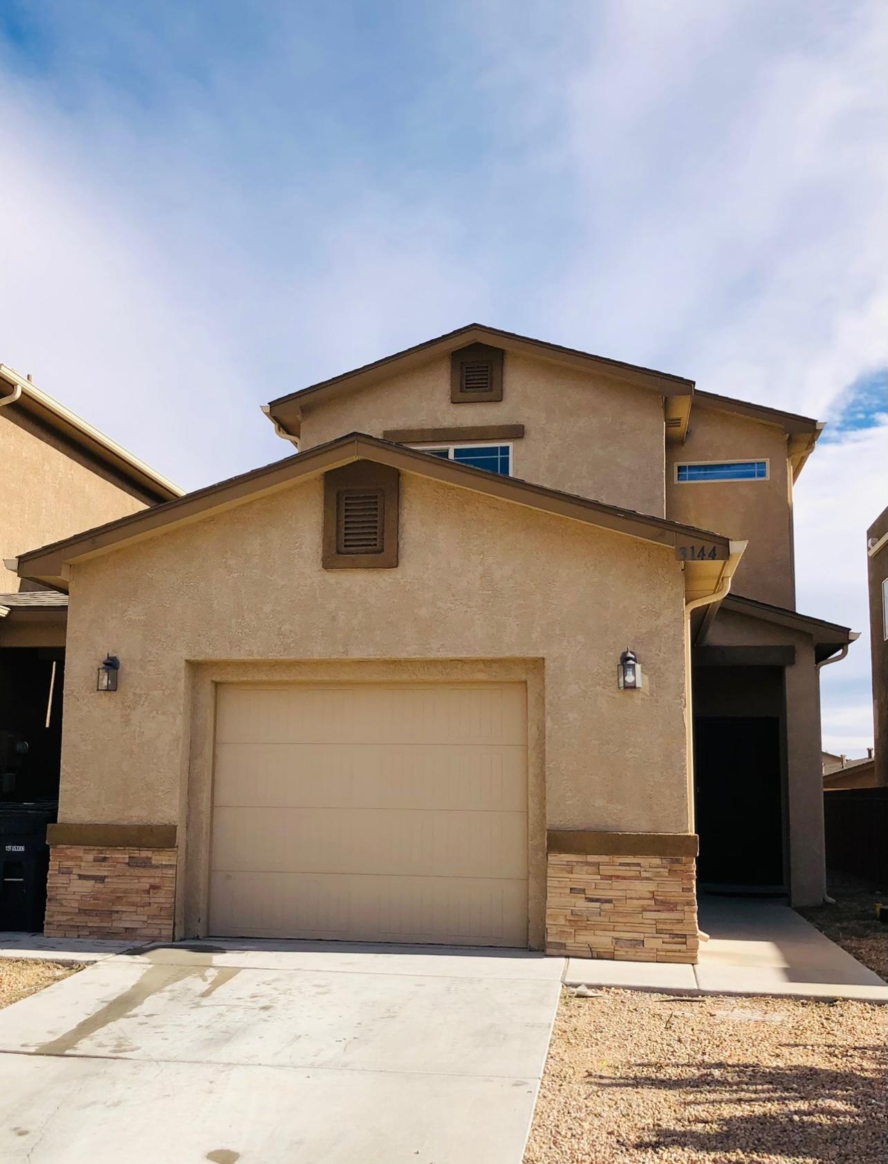 3144 FEATHER EDGE Street, Albuquerque NM 87121