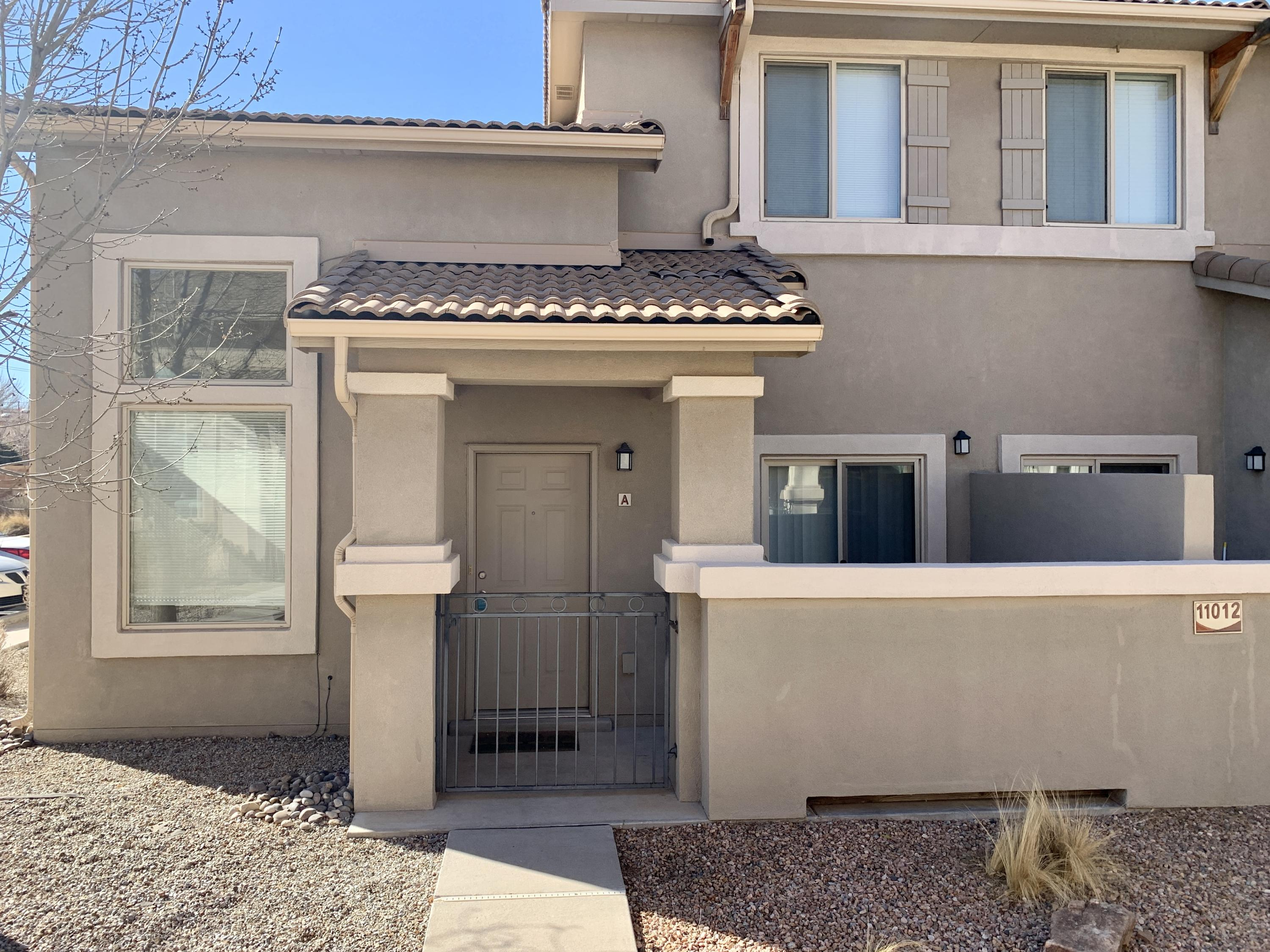 11012 FORT POINT Lane Unit A, Albuquerque NM 87123