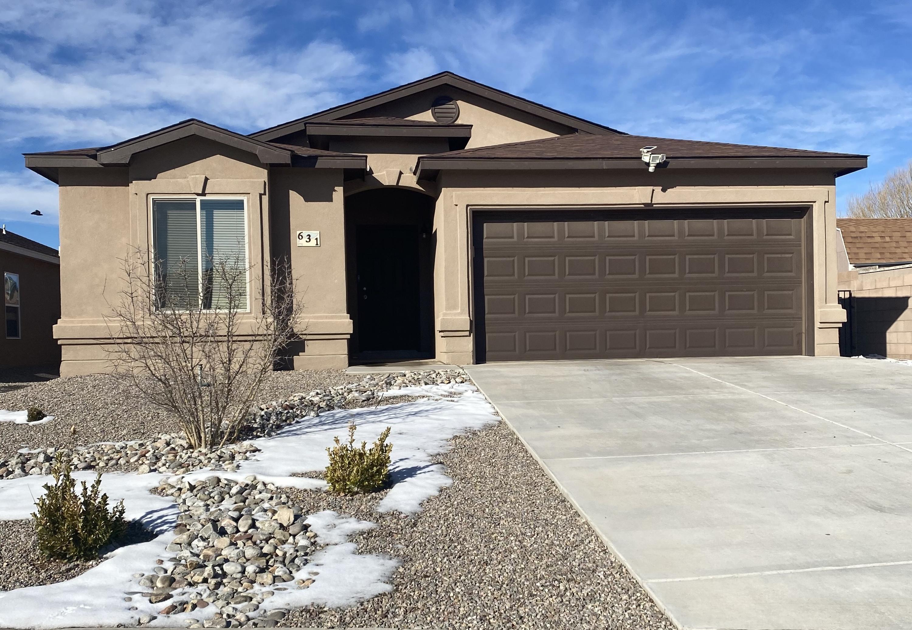 631 REDWOOD Street, Rio Rancho NM 87124