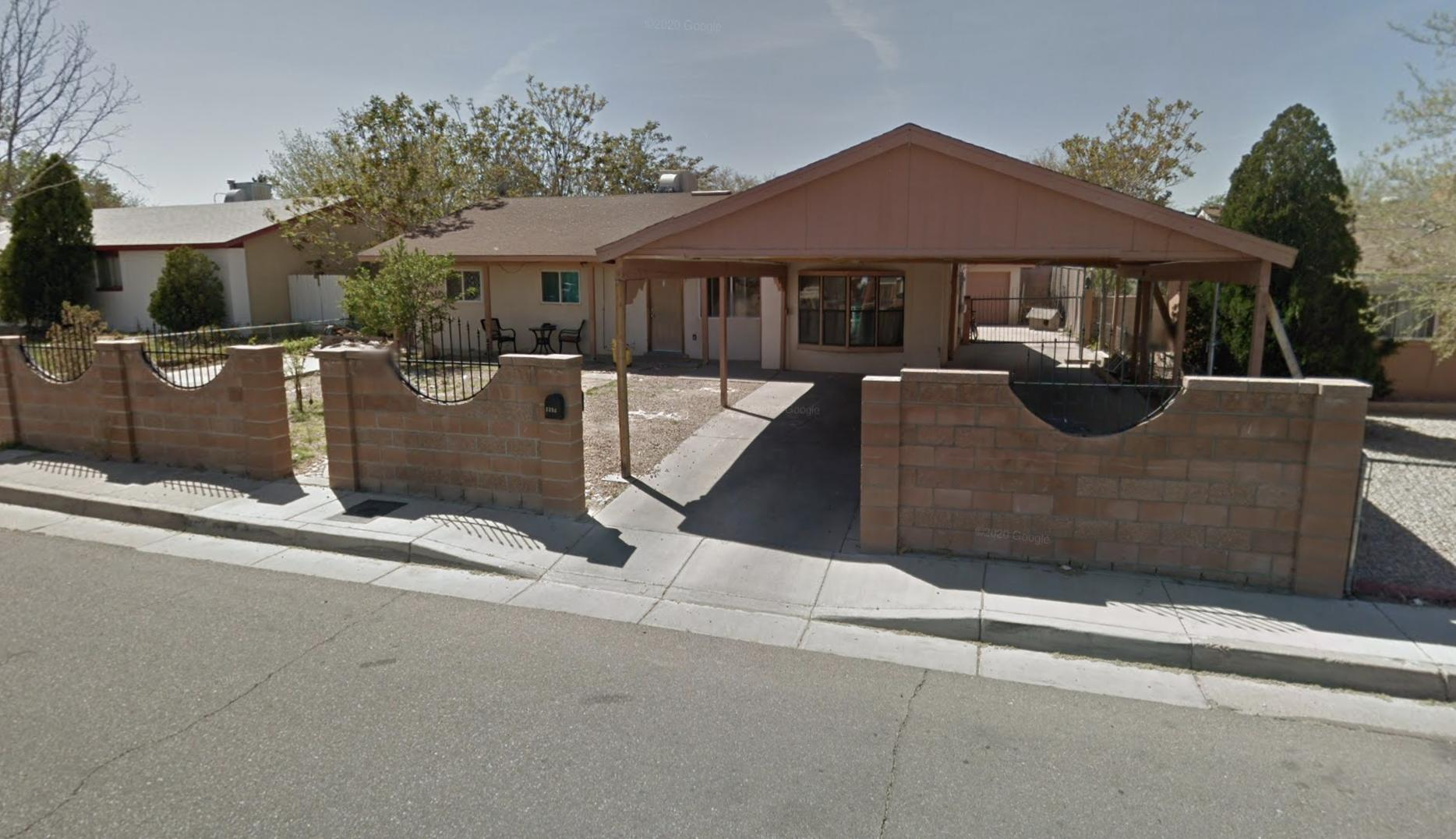 1312 ANACONDA Street, Albuquerque NM 87121