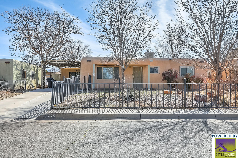 2332 ALVARADO Drive, Albuquerque NM 87110
