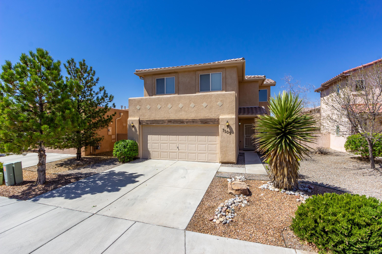 7505 WILLOW RUN Drive, Albuquerque NM 87113