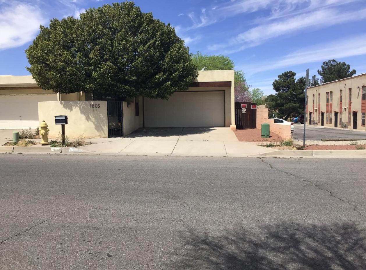 1805 INDIAN PLAZA Drive, Albuquerque NM 87106