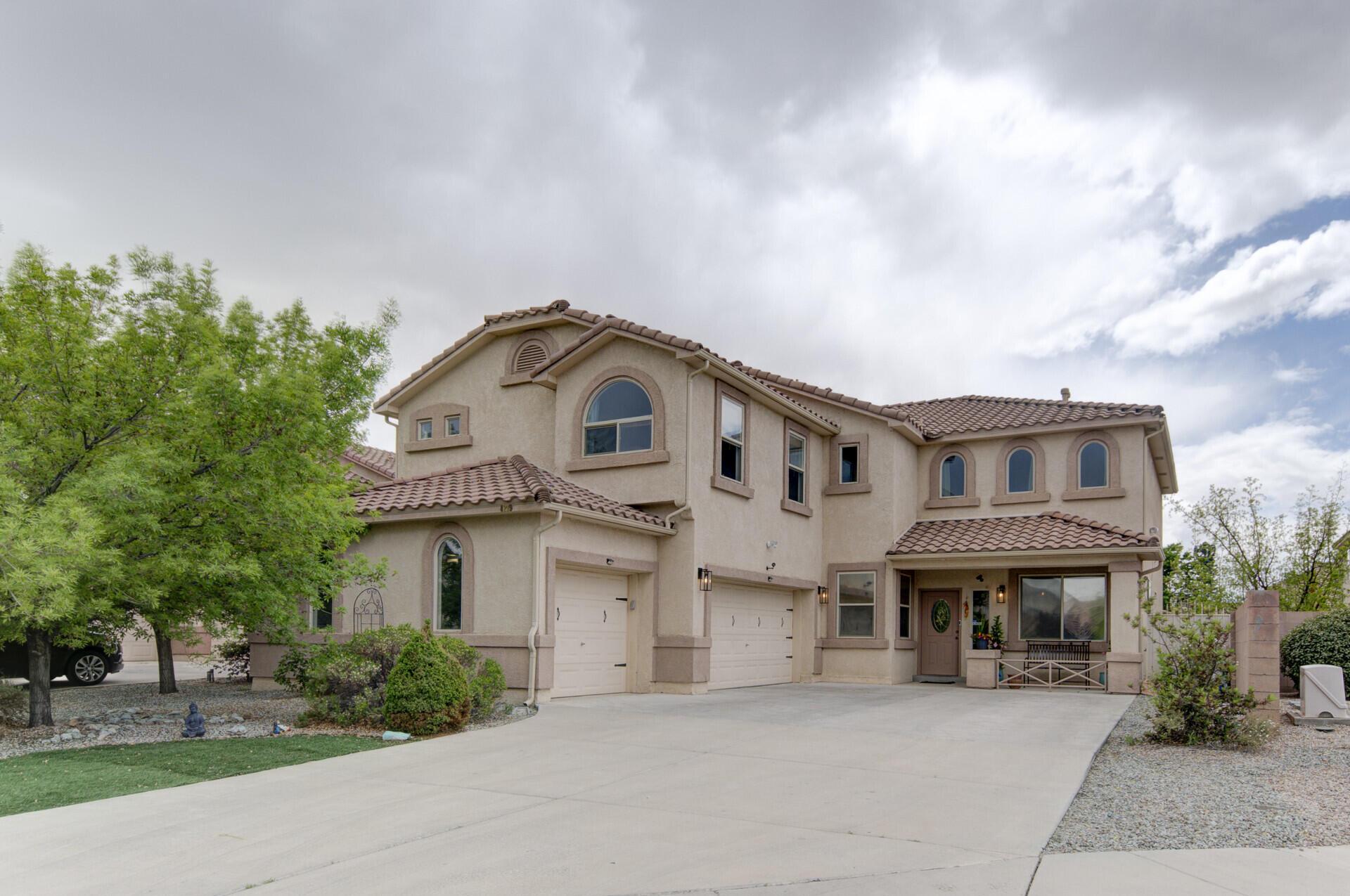 4219 MESA RINCON Drive, Albuquerque NM 87120