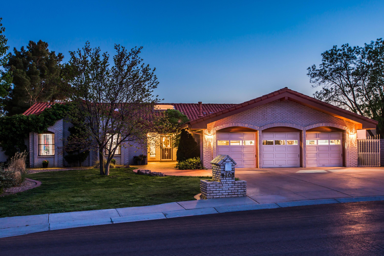 9408 PEBBLE BEACH Drive, Albuquerque NM 87111