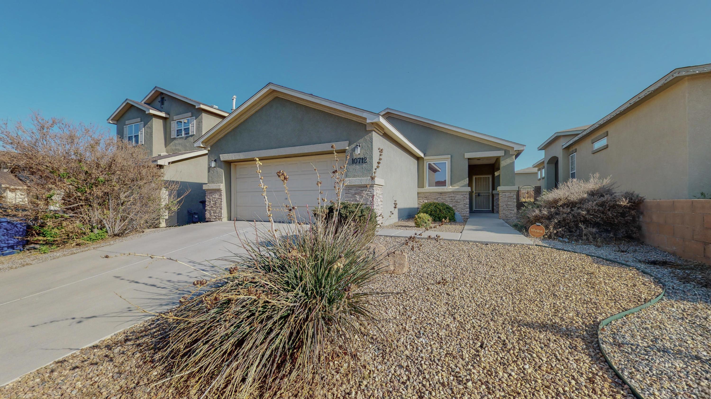 10712 DENTON Road, Albuquerque NM 87121