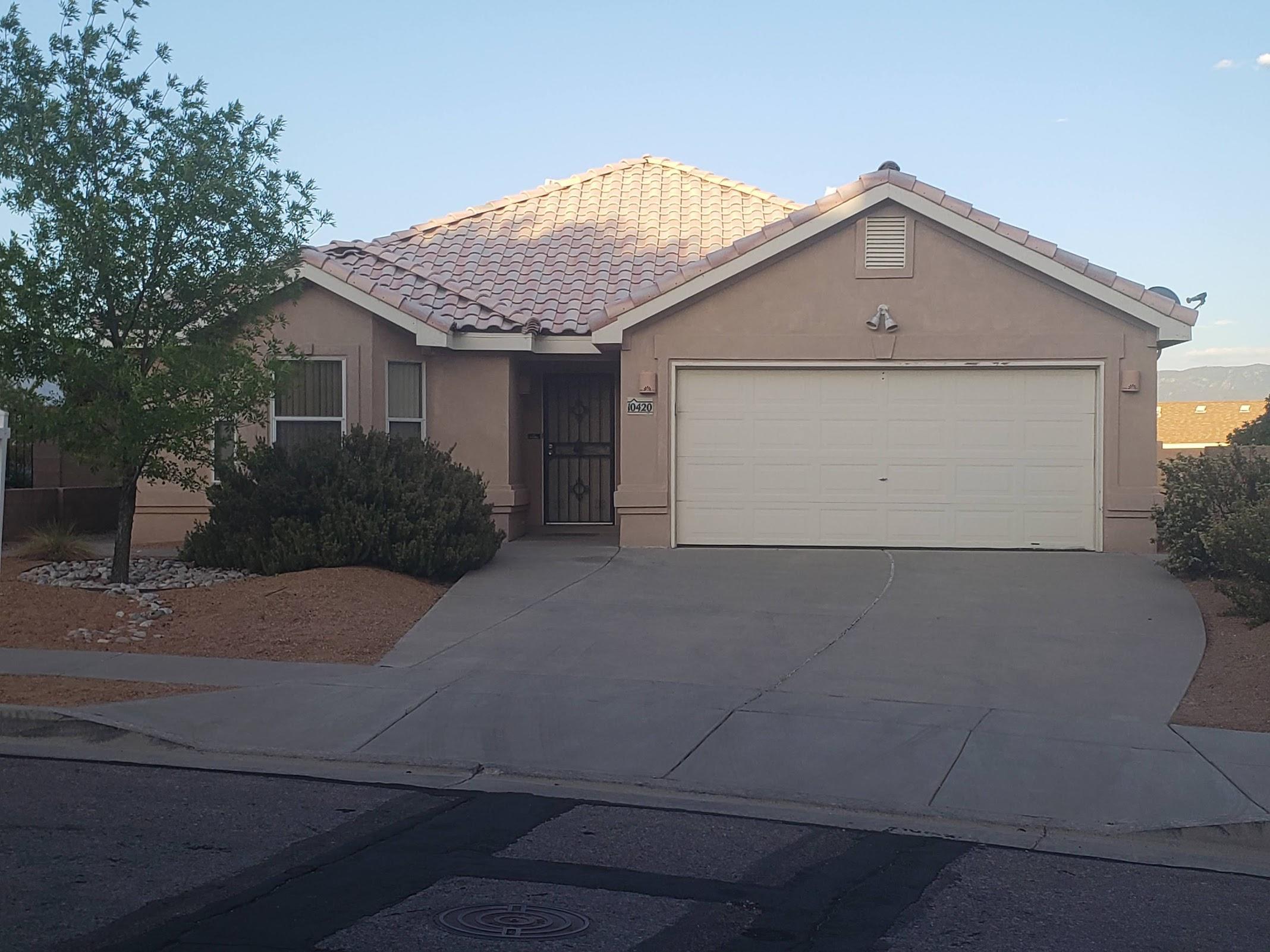10420 DESCOLLADO Drive, Albuquerque NM 87114