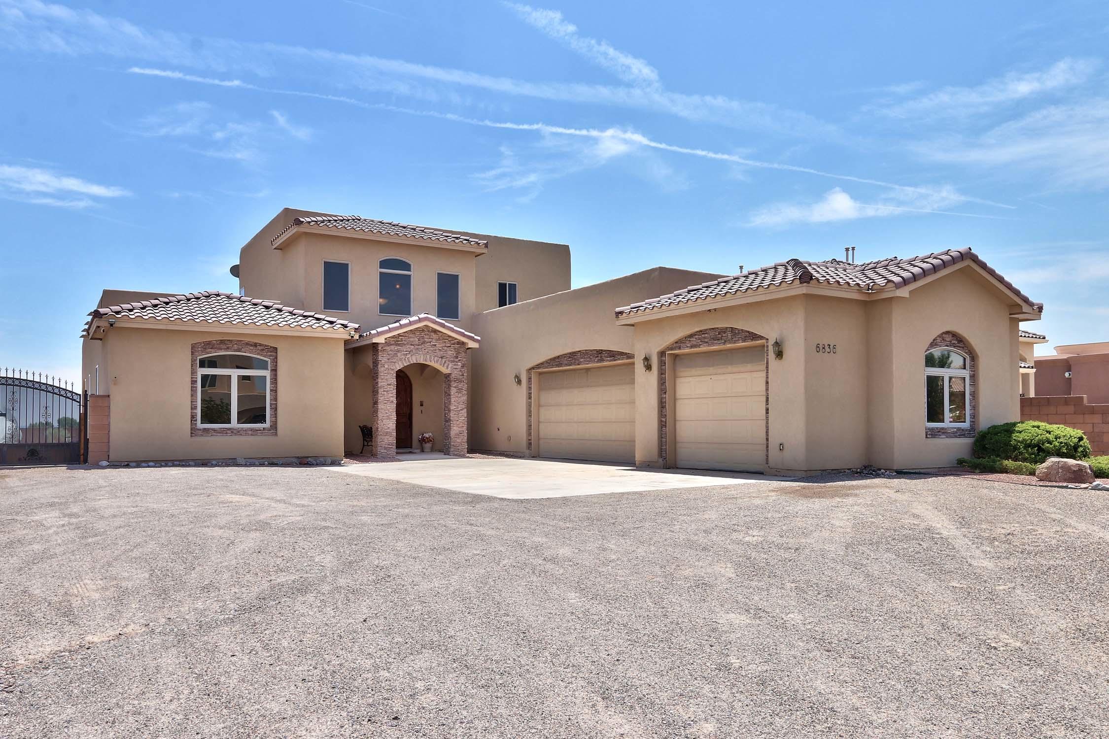 6836 KALGAN Road, Rio Rancho NM 87144