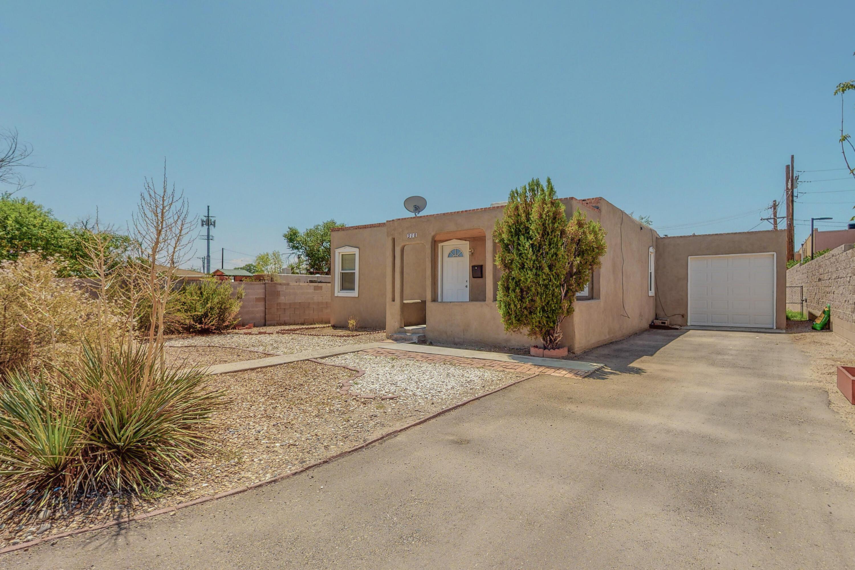 318 GENE Avenue, Albuquerque NM 87107