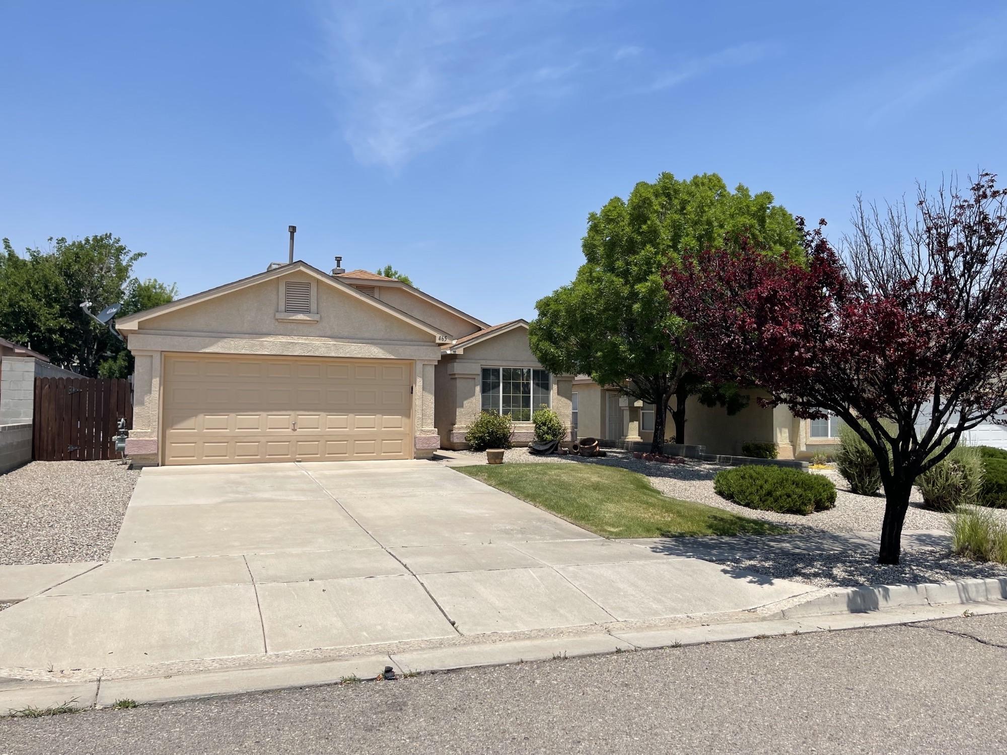 465 CHARDON MEADOWS Drive, Rio Rancho NM 87144