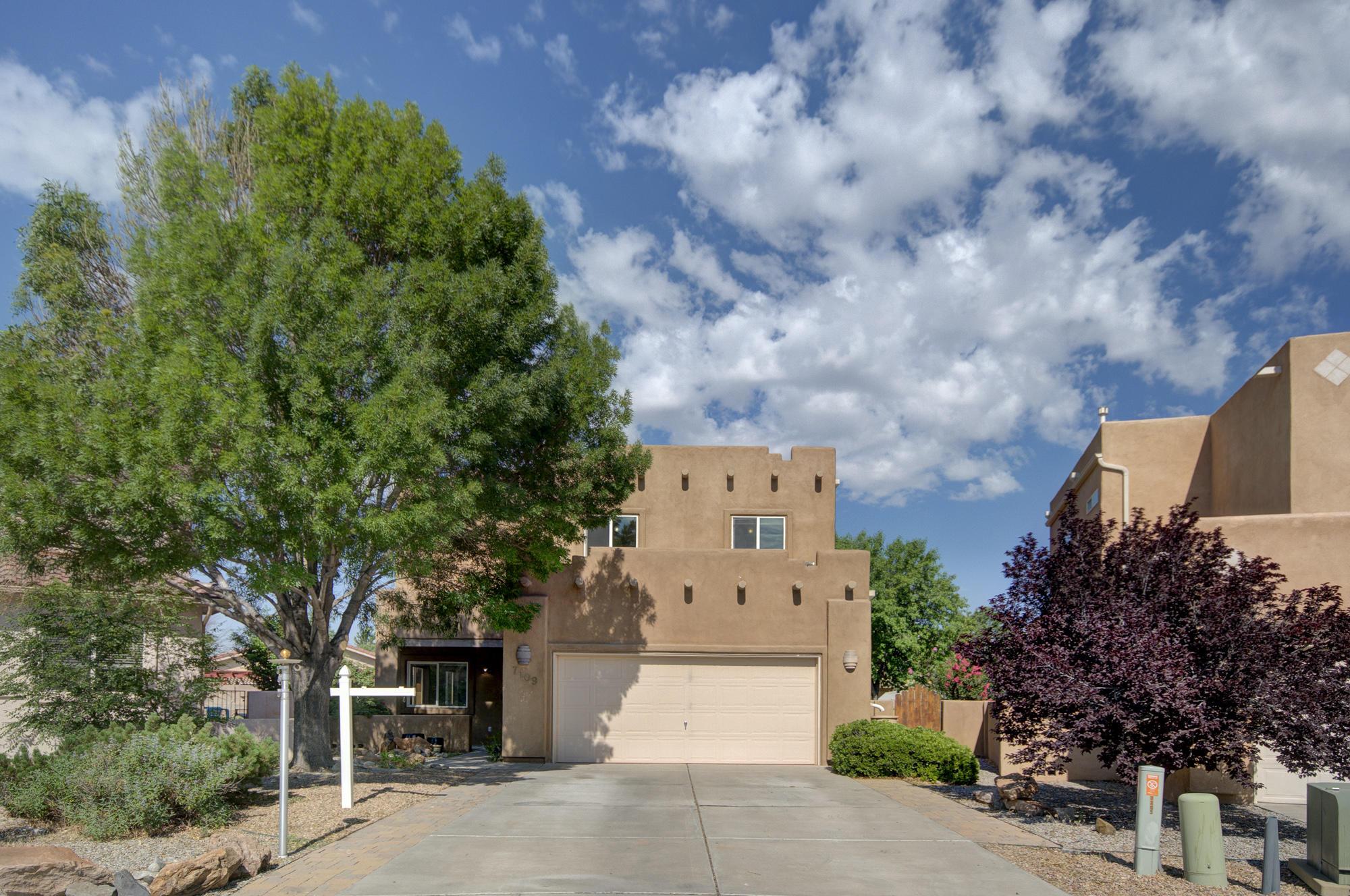 7109 SANTA RITA Place, Albuquerque NM 87113