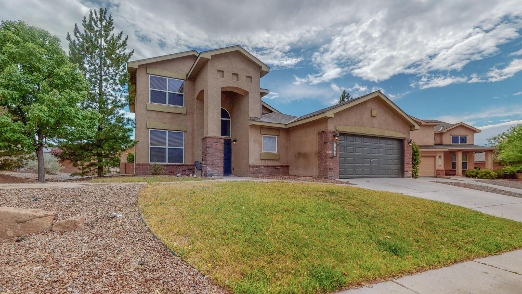 7908 UNIONVILLE Court, Albuquerque NM 87114