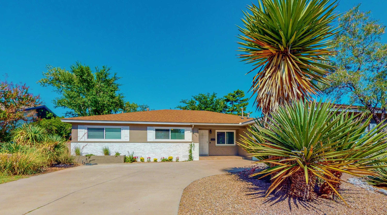 1409 VALENCIA Drive, Albuquerque NM 87110