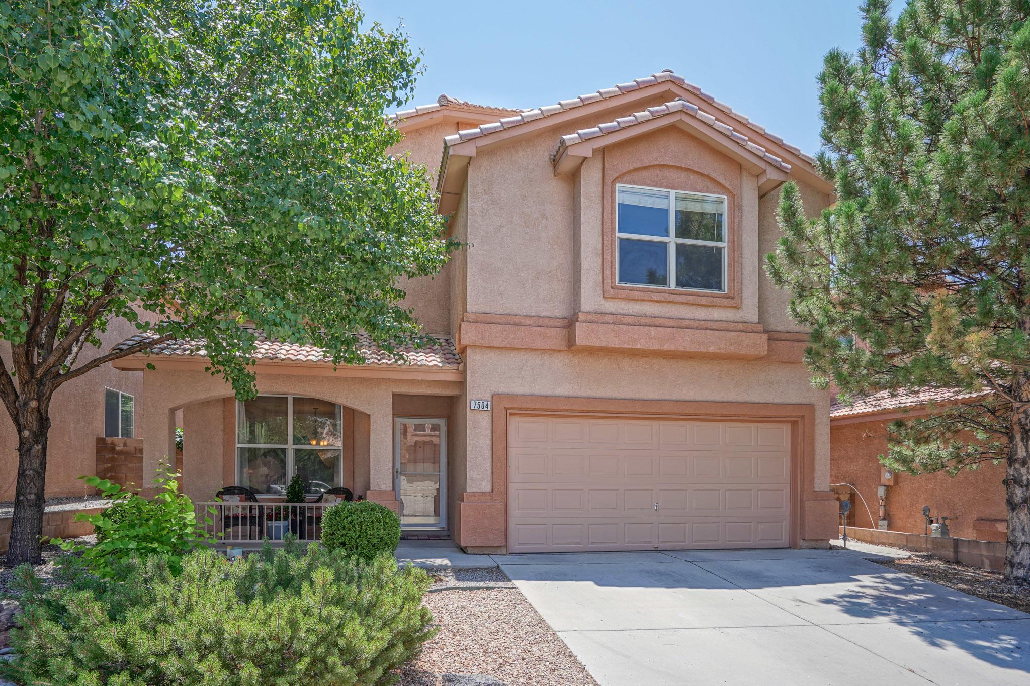 7504 DESERT EAGLE Road, Albuquerque NM 87113