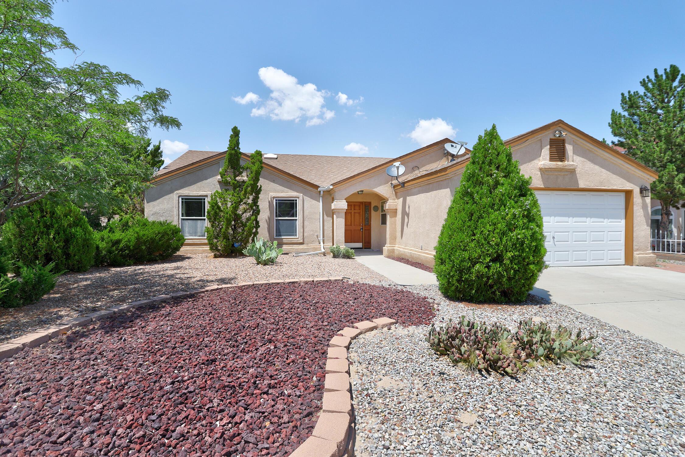 4415 ASPEN GLADE Drive, Albuquerque NM 87114