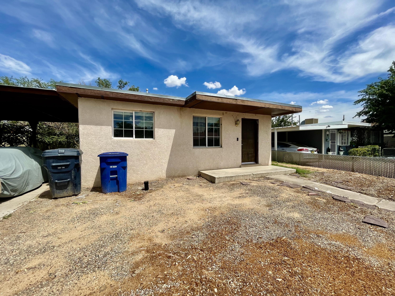 1428 55TH Street, Albuquerque NM 87105