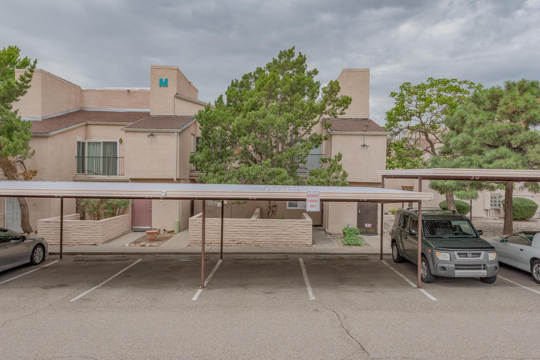 3501 JUAN TABO BLVD NE Boulevard Unit M-7, Albuquerque NM 87111