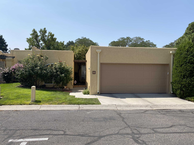 4725 SAN PEDRO Drive Unit 22, Albuquerque NM 87109