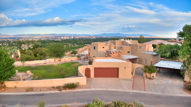 2900 VISTA GRANDE Drive, Albuquerque NM 87120