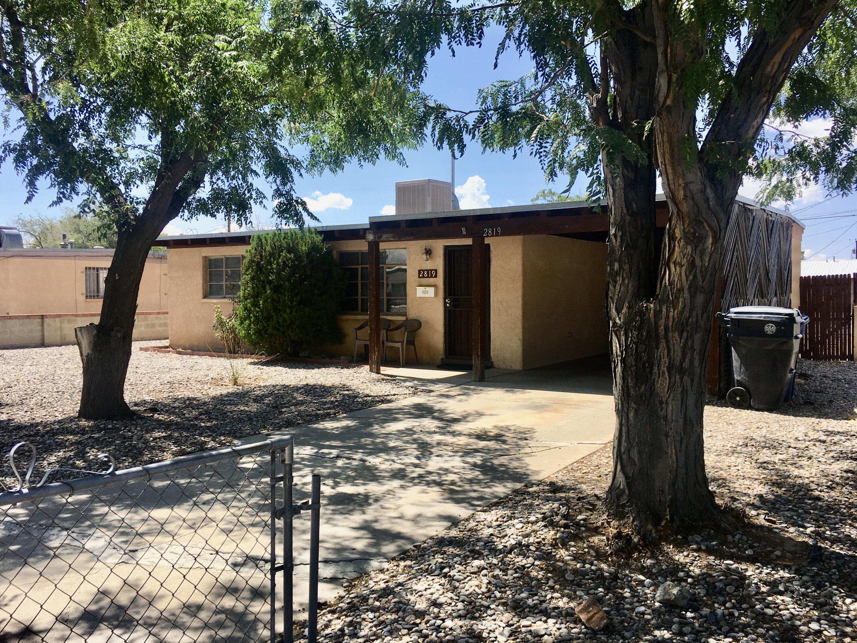 2819 MONTCLAIRE Drive, Albuquerque NM 87110