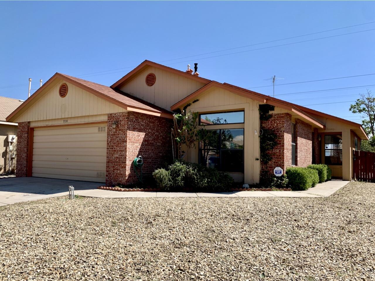 3324 PAINTED ROCK Drive, Albuquerque NM 87120