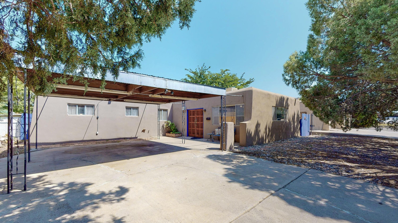 4413 DELAMAR Avenue, Albuquerque NM 87110