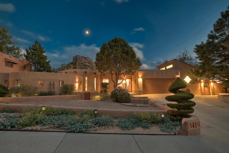 14514 Hilldale Road, Albuquerque NM 87123