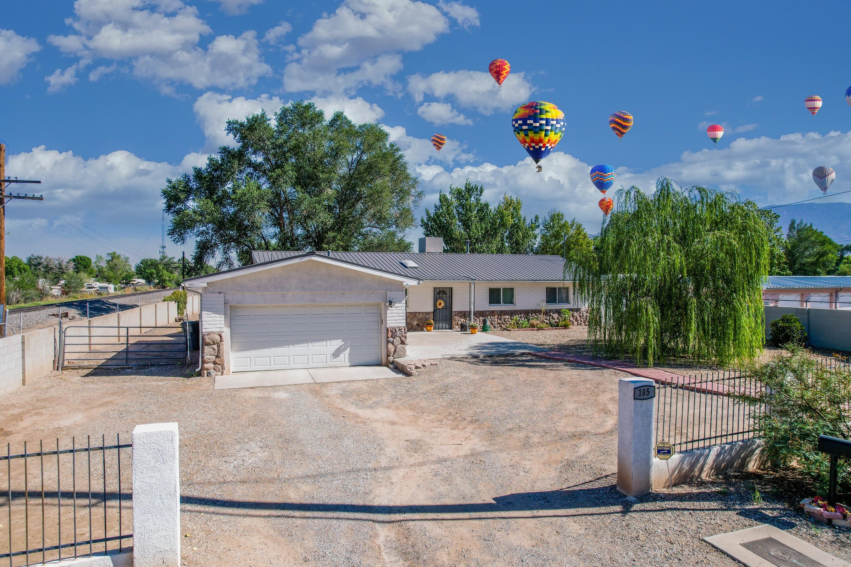 105 ORTEGA Road, Albuquerque NM 87113