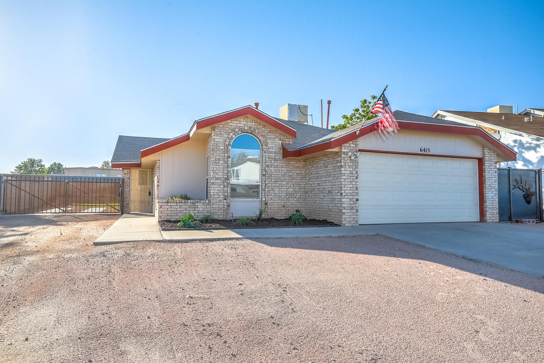6415 LAMY Street, Albuquerque NM 87120