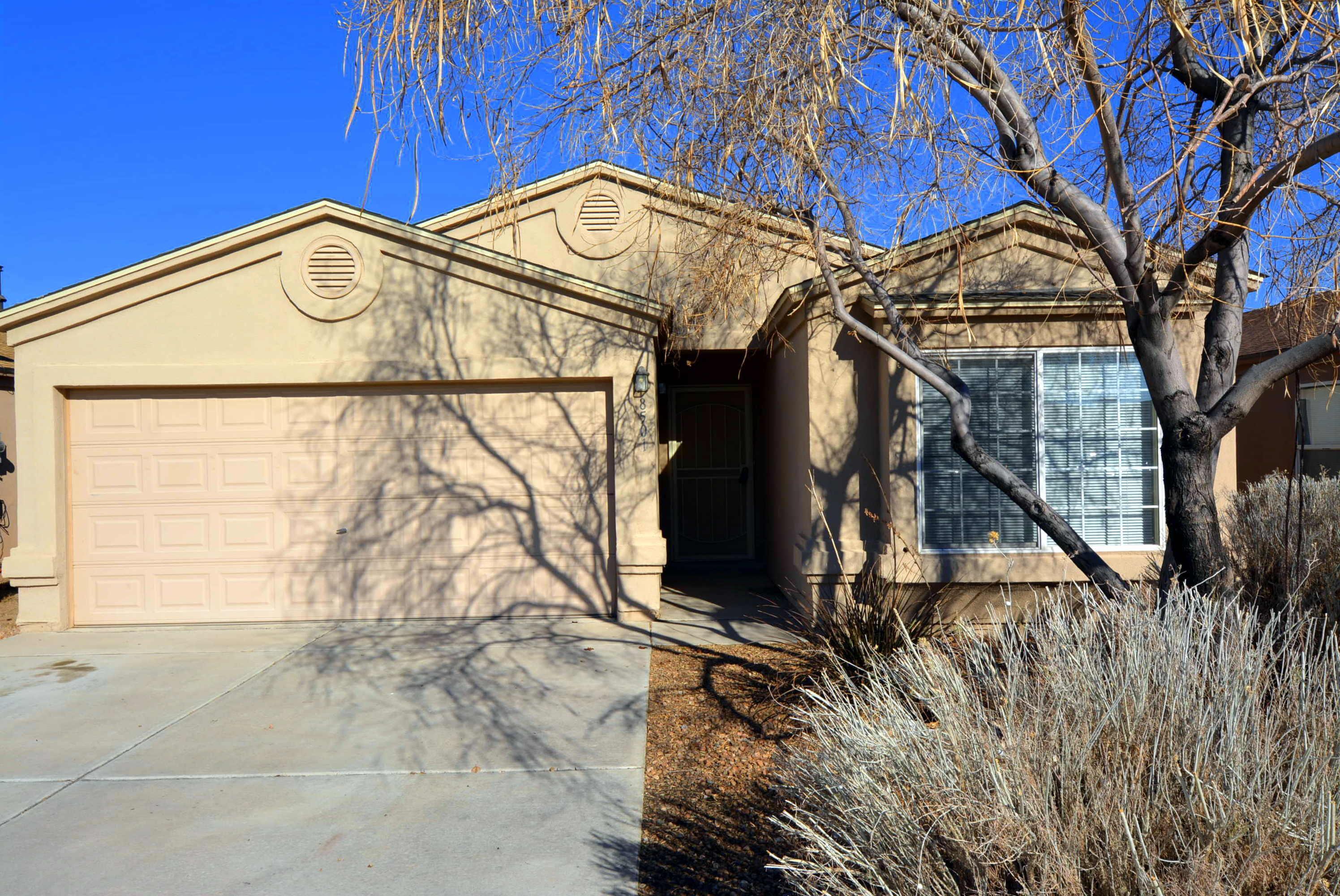 8501 VISTA PENASCO Avenue, Albuquerque NM 87121