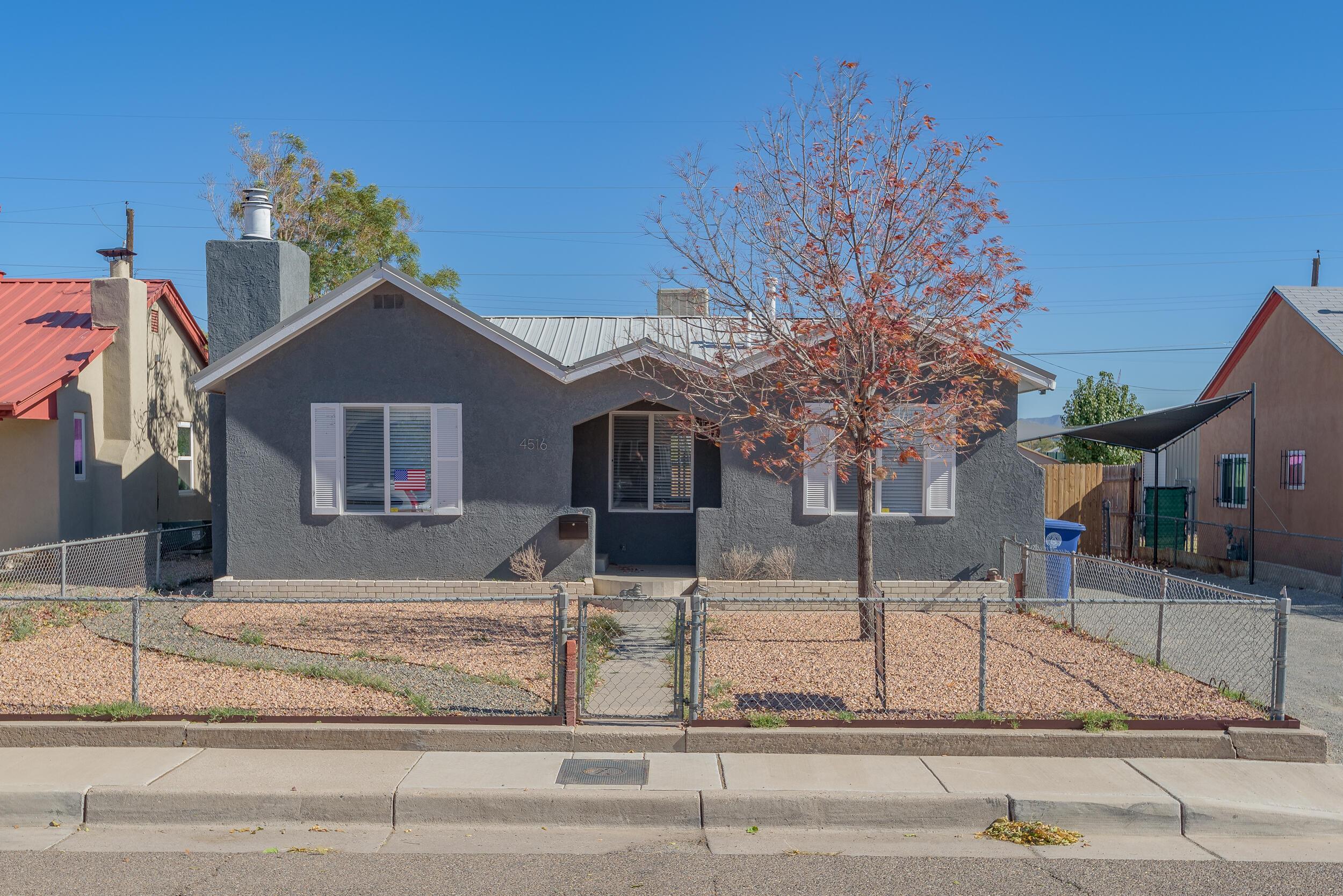 4516 JUPITER Street, Albuquerque NM 87107